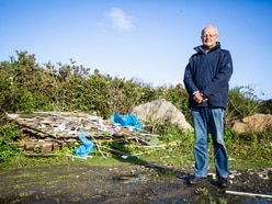 Parish calls for promised action against fly-tippers