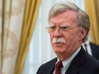 US security chief faces talks with Russia over nuclear treaty