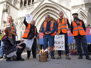 Nine Insulate Britain activists face contempt of court hearings over M25 demos