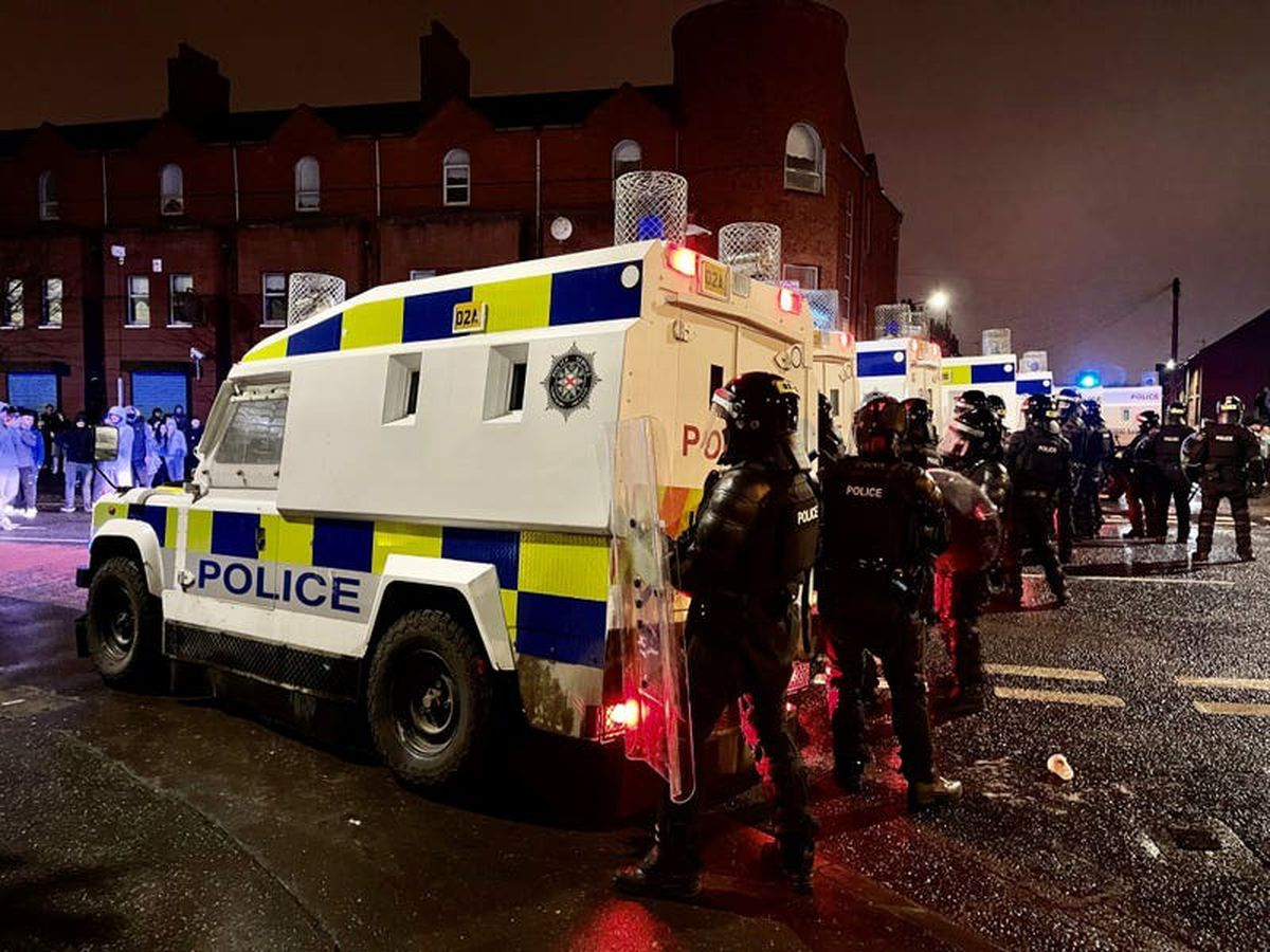 'Miracle no-one was killed' in violent scenes across Northern Ireland – ministers