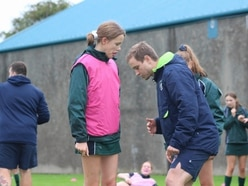 WATCH: Leicester Tigers run rugby sessions in Guernsey