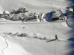 150 evacuated by helicopter from Italian hotel after Alps avalanche