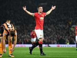 Watch Robin van Persie getting mobbed by schoolkids in his home town