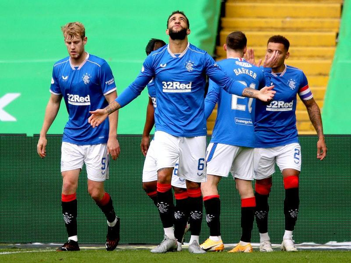 Connor Goldson savours double strike in Old Firm clash but misses fans