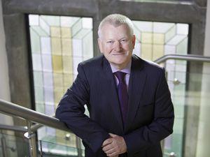 Ravenscroft has announced Stephen Lansdown is retiring as its chairman. (29390930)