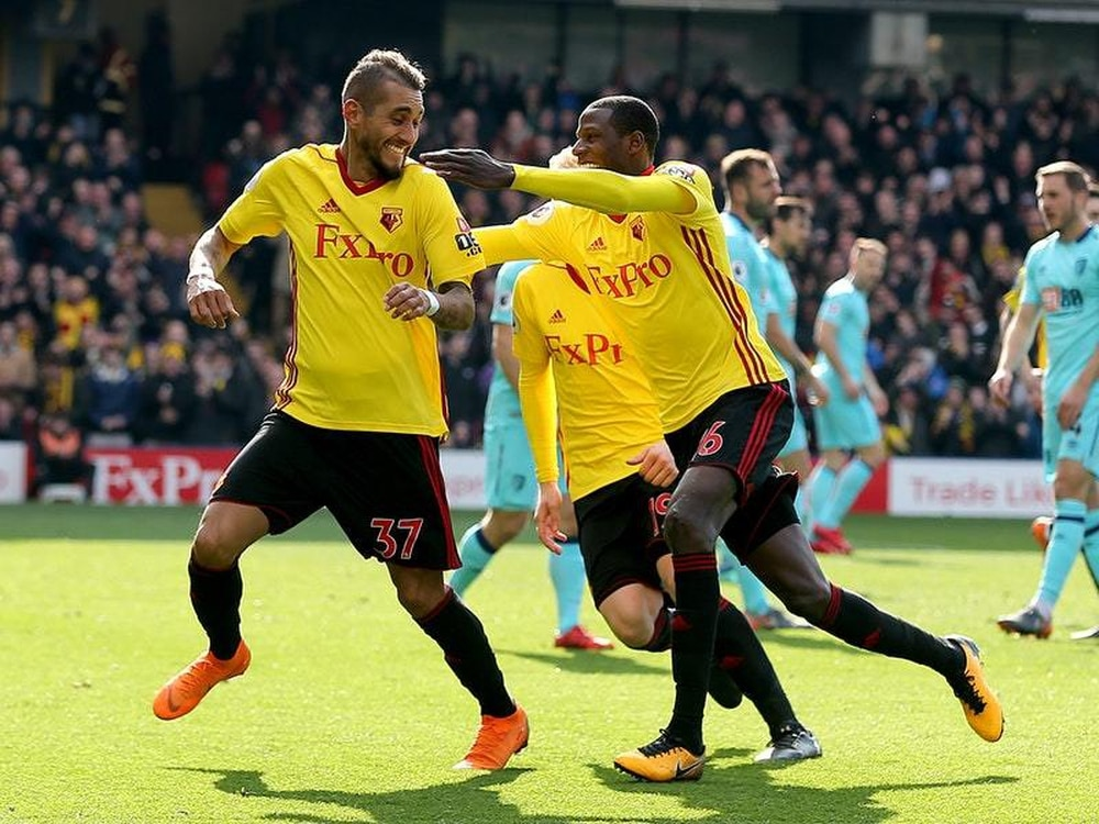 Defoe Salvages Point For Bournemouth At Watford Guernsey