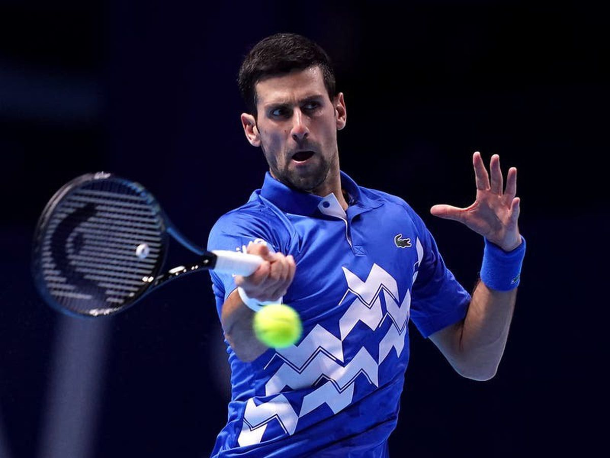 Rare snail species named after tennis star Novak Djokovic