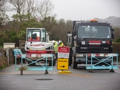 Guernsey Water deliver bottled water to residents after water main burst