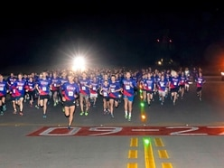 Crimestoppers Runway Run achieves dual aims