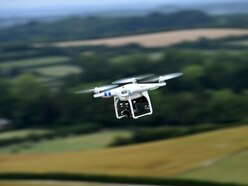 Safety campaign after drone flights increase in lockdown