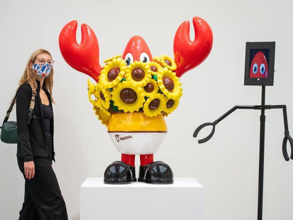 Exhibition that can be viewed via a robot opens at Saatchi Gallery