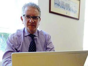 Kevin Davis, director of Guernsey's Economic and Financial Crime Bureau. (29688004)