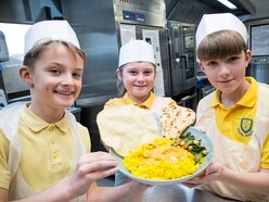 CoFE kitchen trip curries favour with Castel pupils