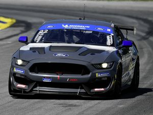 Michelin Pilot Challenge Series at Road Atlanta 06-09-20. #22 Multimatic Motorsports Inc. Ford Mustang GT4, GS: Seb Priaulx, Scott Maxwell. .Picture from IMSA (please credit where used). (28667305)