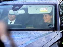 Meghan and Kate all smiles as Queen hosts Christmas lunch for family