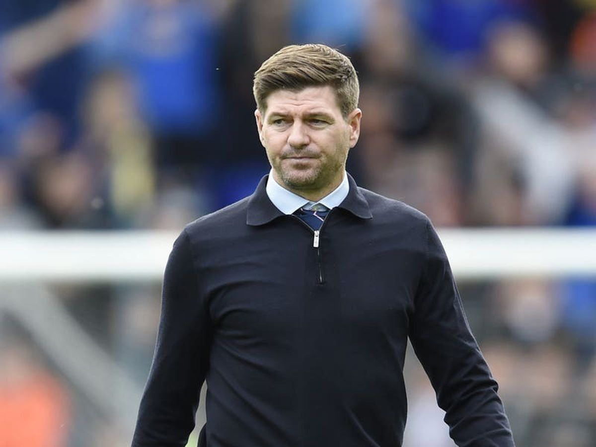 Steven Gerrard wants Rangers to keep concentration against Lyon