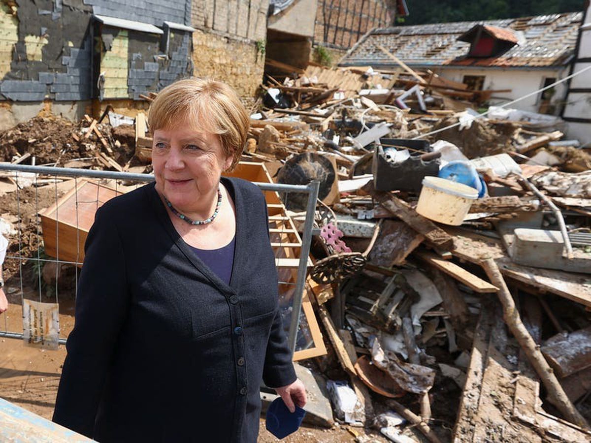 German Cabinet approves 400 million euro flood aid package