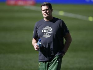 South Africa rugby boss Rassie Erasmus has continued his online attack on the Lions in recent days. (29817165)