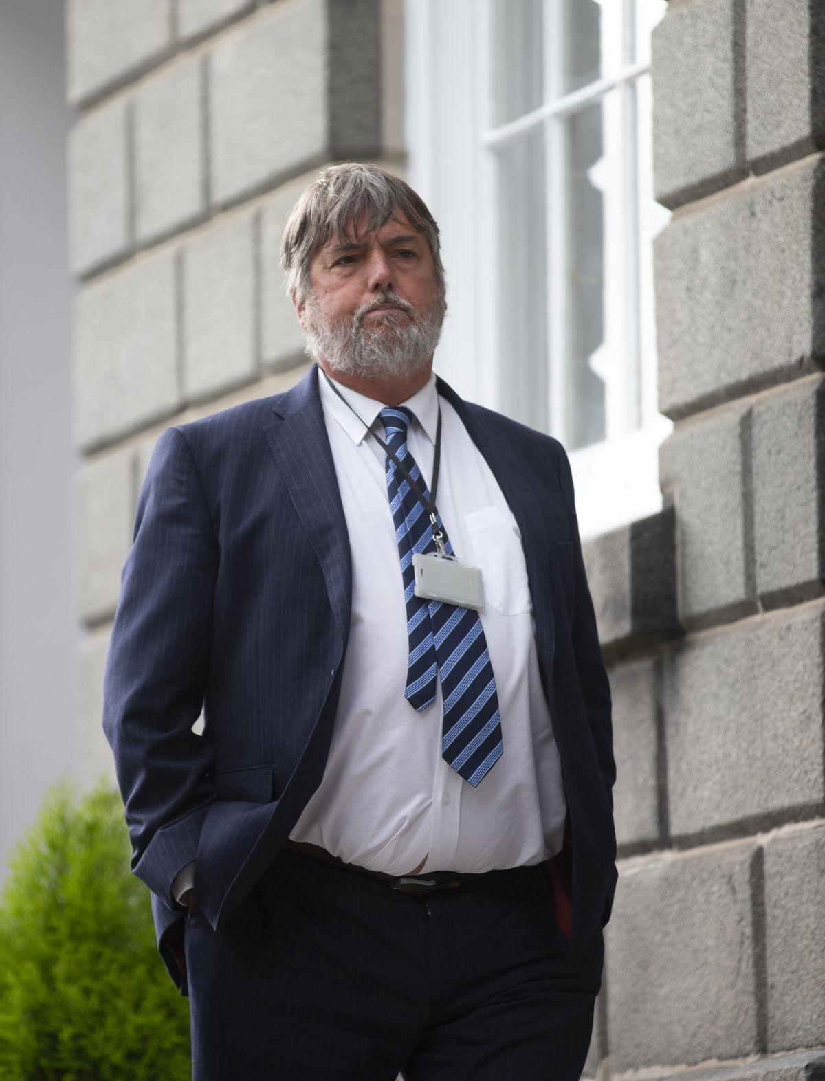 President of ESS Deputy Peter Roffey. (29143496)