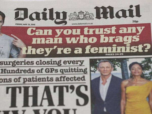 Daily Mail owner buoyed by online growth amid sliding newspaper sales