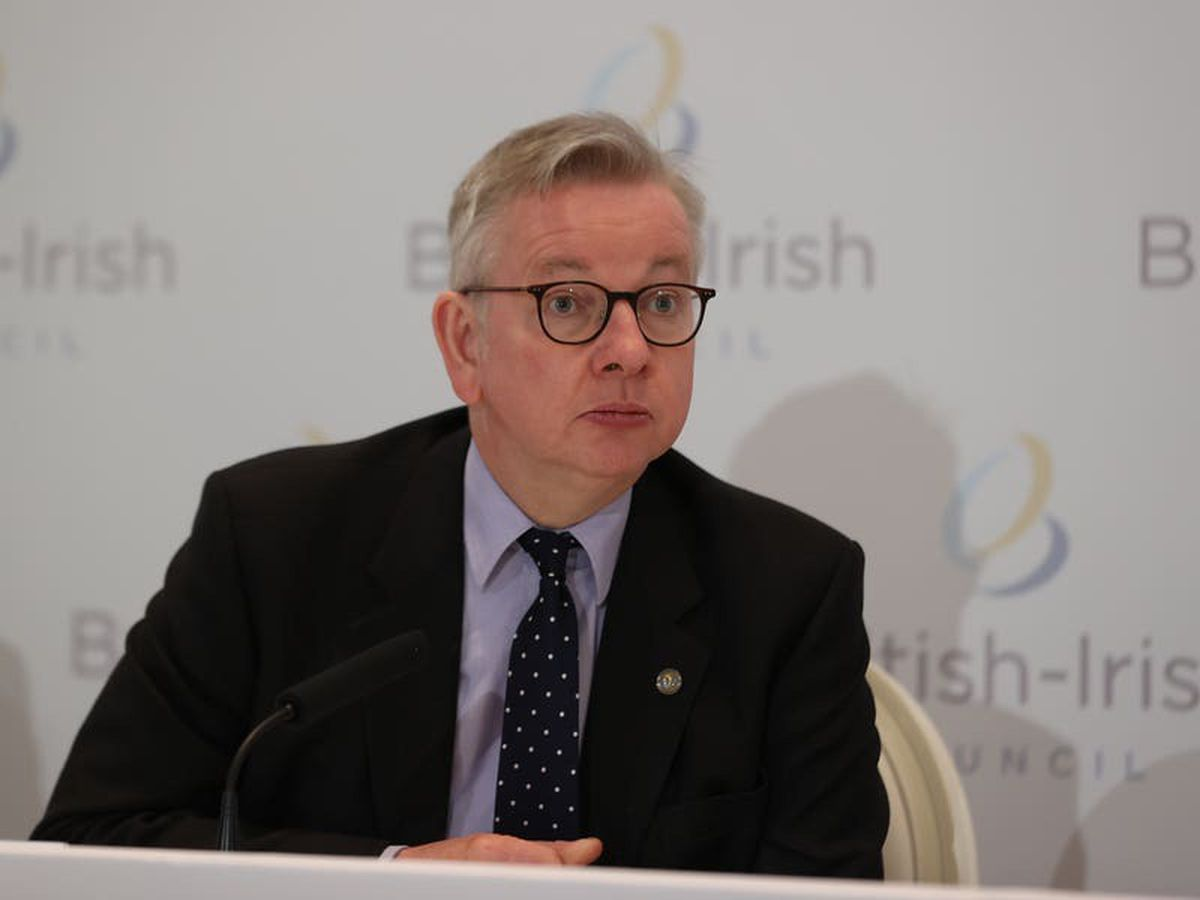 Gove believes 'pragmatic figures' in EU can work to solve Protocol difficulties