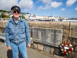 Harbour bombing lives on in victim's son's mind