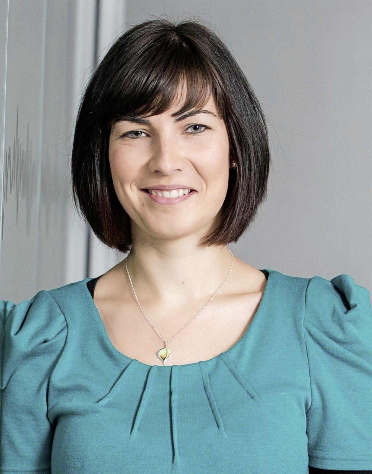 Professor Caroline Sturdy Colls.