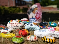 Covid-hit hospital trust pays lasting tribute to lost colleagues