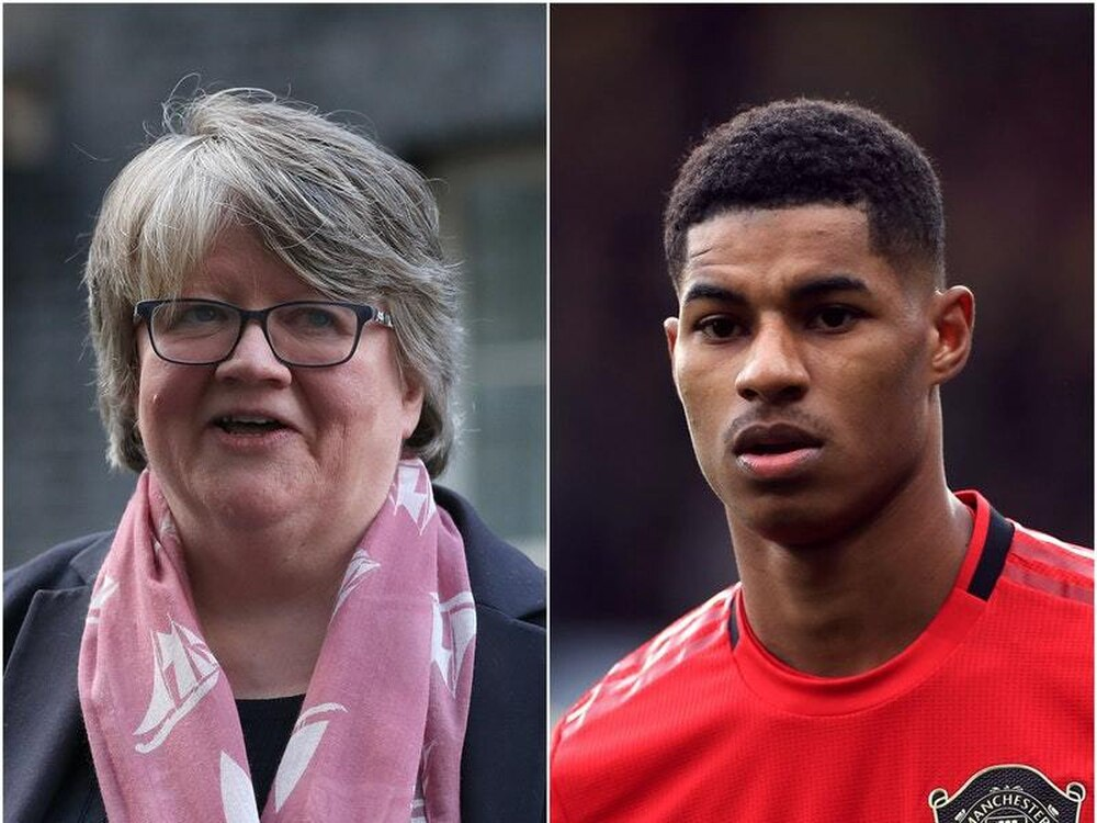 'Shameful & disgusting' response from Tory MP to Marcus Rashford