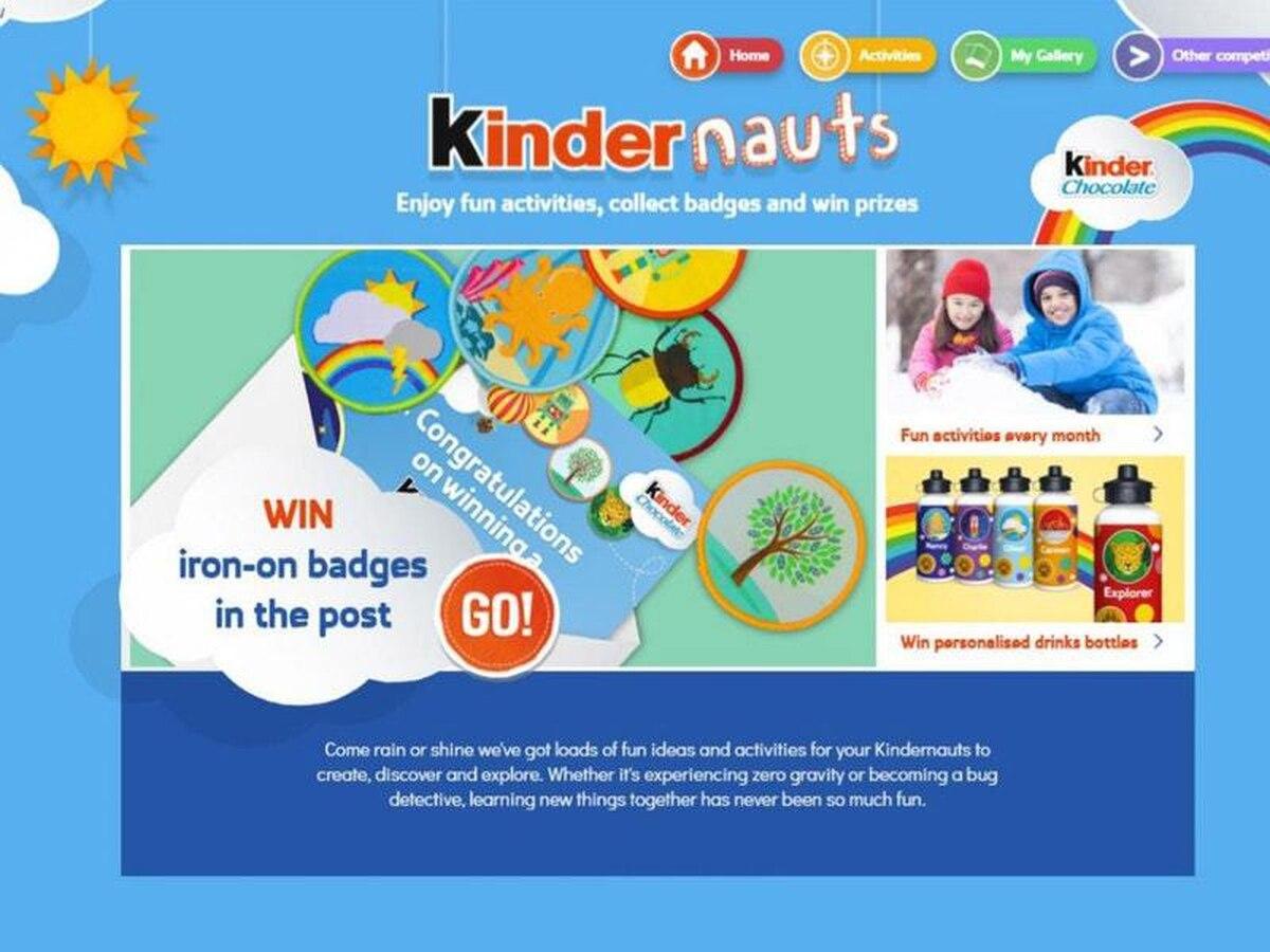 Kinder Ads Banned For Promoting Junk Food To Children