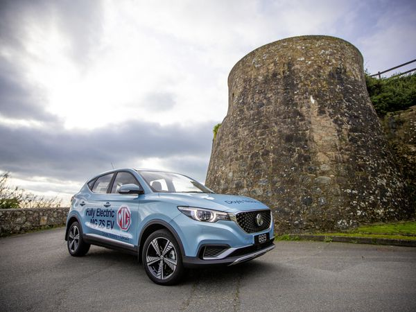 Picture By Peter Frankland. 21-11-19 Car test for Drive supplement. MG ZS Electric..EV. (26432107)