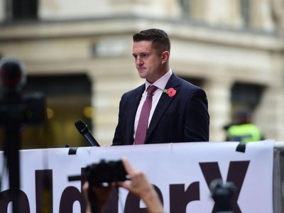 EDL founder Tommy Robinson's case sent back to Attorney General