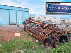 Aqua-star lays off dozen staff and puts production on hold