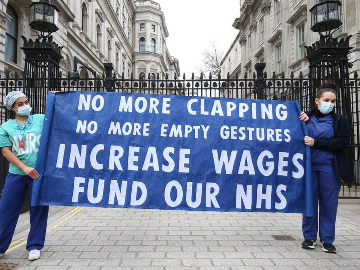 Scotland NHS staff to get 4% pay boost