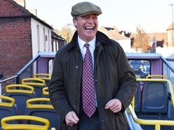 I don't think this is a very inspiring campaign – Nigel Farage