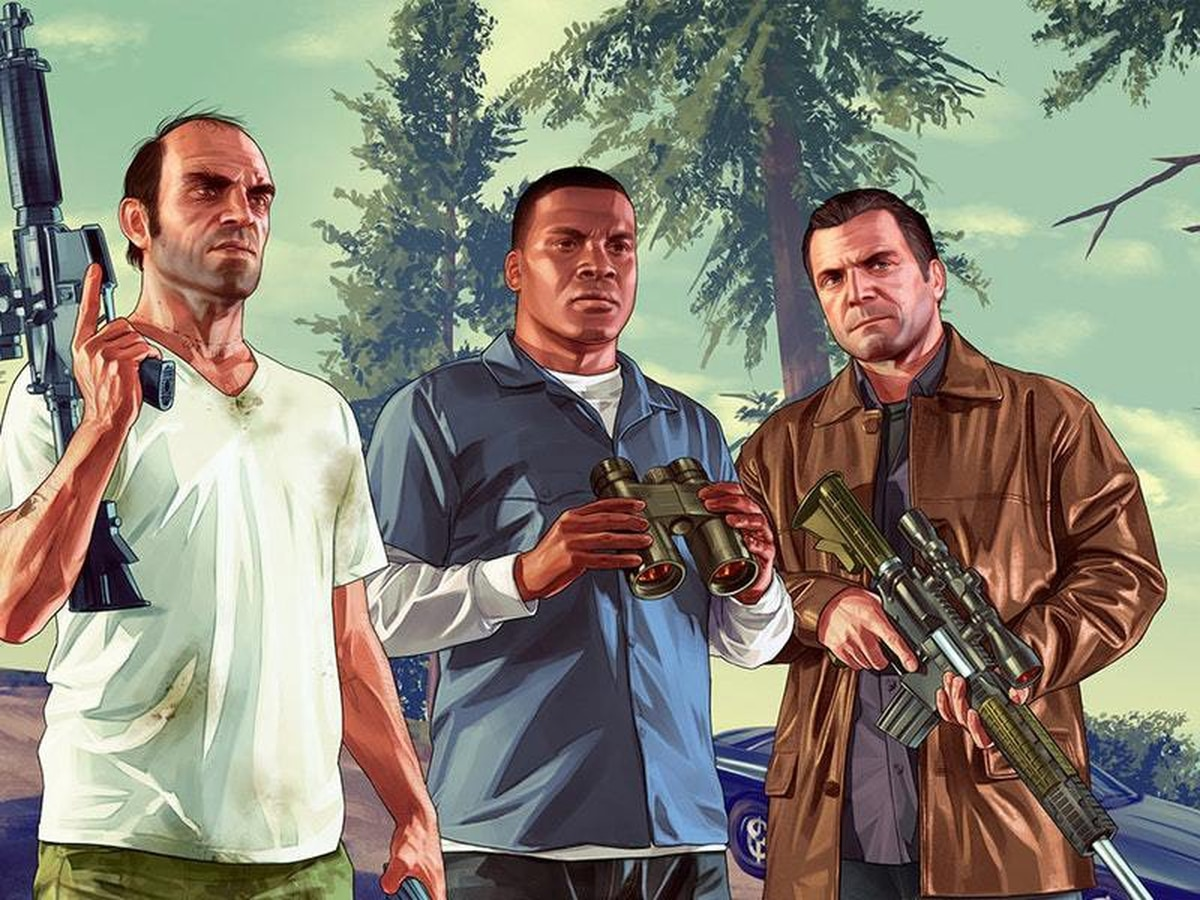 Epic Games Store goes down in apparent rush for free GTA V ...