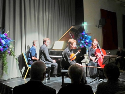 Chamber Music Festival launch concert a sell-out