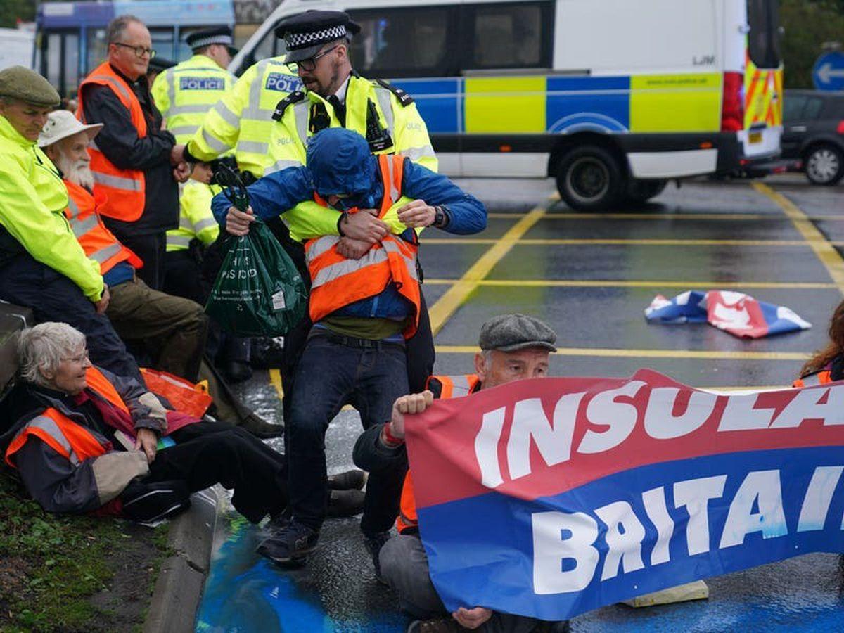 Insulate Britain suspends road-blocking protests