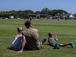 Worldwide showtime as cricket returns at the KGV