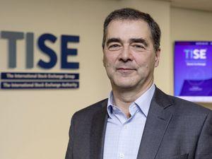 Charlie Geffen, chair of TISEG. (29370816)