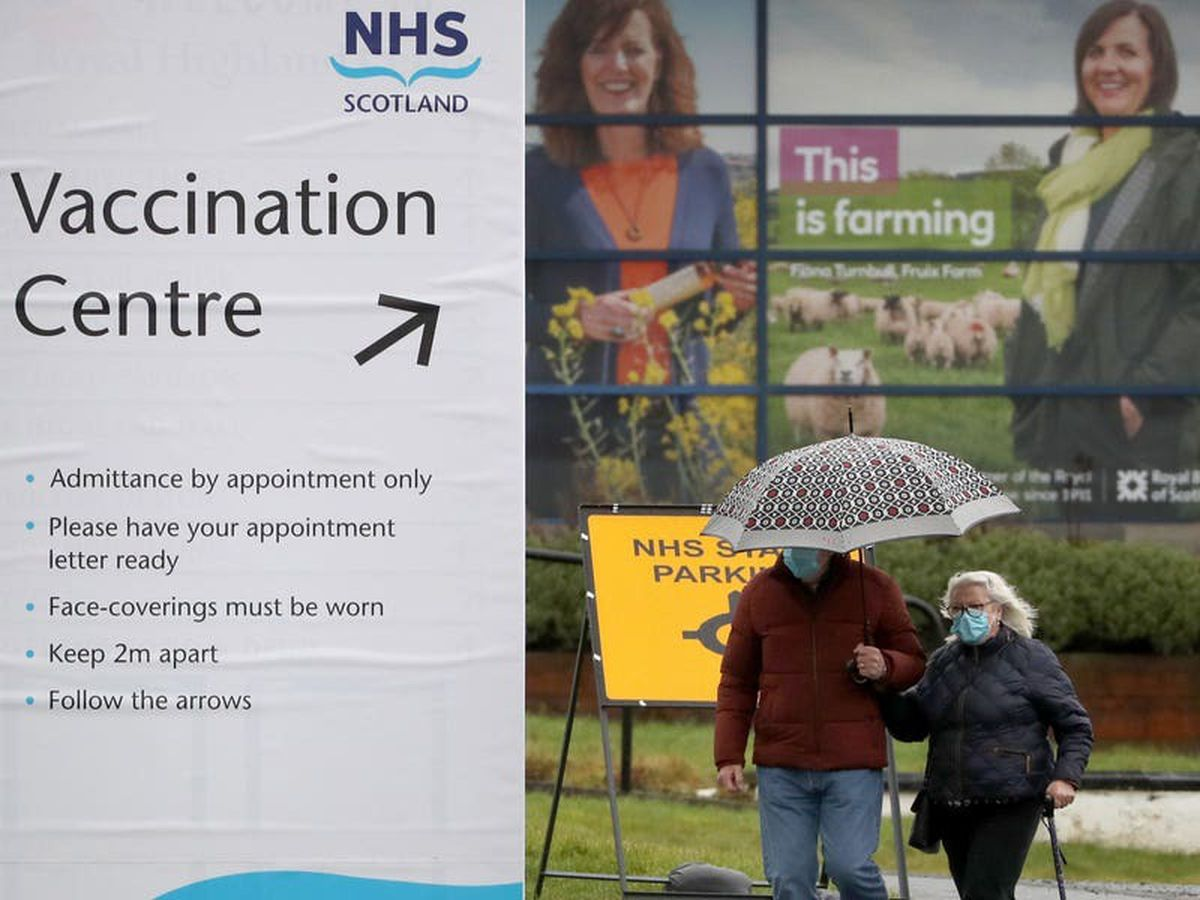 Contact NHS for jabs, over-70s told